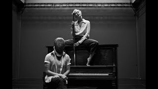 PETER + LEAH OF JULY TALK - mirrored heart FKA TWIGS COVER