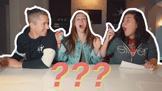 One of Mitch & Melinna's most viewed videos: BOYFRIEND VS. SISTER: WHO KNOWS ME BETTER FT. ELLEOFTHEMILLS