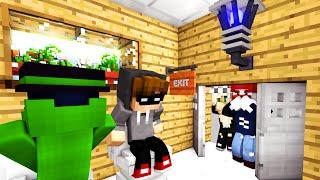 AUF DER TOILETTE ERWISCHT - Minecraft Versuche nicht zu Lachen (Funny Moments)