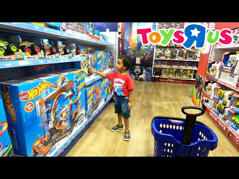 A Day In Toy Store | ToysRus Shopping | Marina Mall | Kids Toys | Tummy Time Tamil