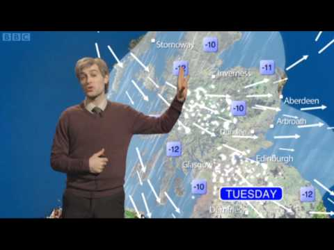 Lee Nelson's Well Funny People | Scottish Weather