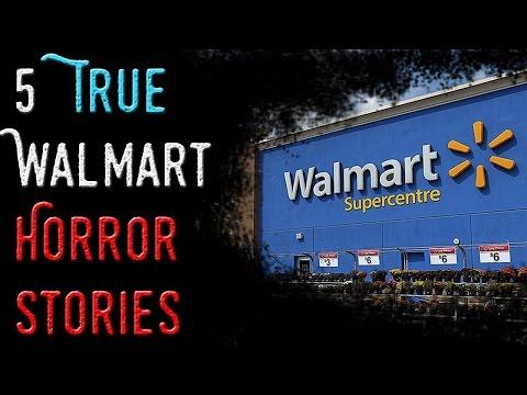5 TRUE Walmart Horror Stories