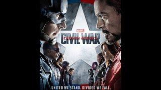 Captain America: Civil War İnceleme (SPOILER)