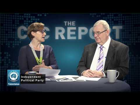 2 March 2018 - The CEC Report - APRA Lies about Bail-in powers / Govt. MP breaks ranks on economy