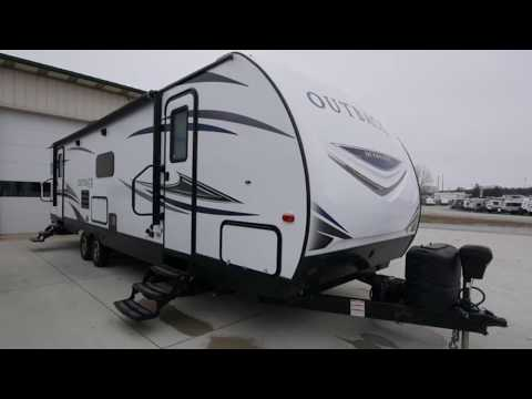 Pre-Owned Rear-Living Camper! - Keystone Outback 299URL