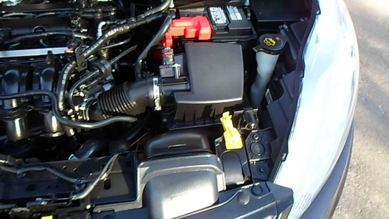 Motor Fiesta Kinetic