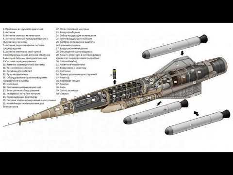 Крылатая ракета с