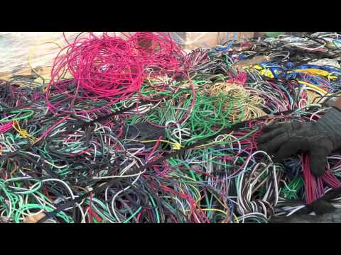 Types of Scrap Copper Wire & Differences