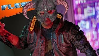 Co Cyberpunk 2077 pożyczy od Skyrima? FLESZ – 8 lipca 2019