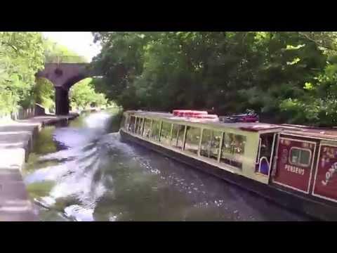 Regent's Canal Little Venice to Camden Town