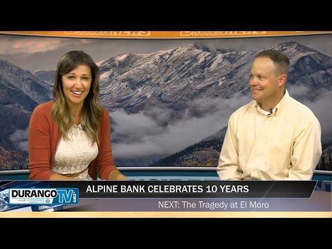 Durango TV News: Alpine Bank Interview