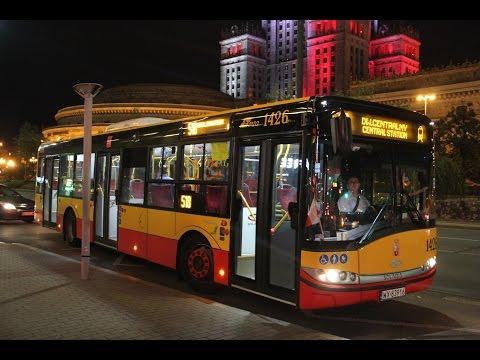 Buses and Trams of Warsaw (Autobusy i tramwaje w Warszawie)