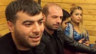 Zakaz Utanmaz Utanmaz / Reshad, Perviz, Aydin, Vuqar, Mehman / Stolustu Deyishme Meyxana 2015
