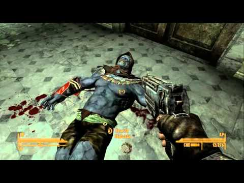 Fallout New Vegas Campaign Part 15 - Nightkin OR Ghoul?
