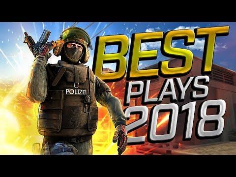 CS:GO - BEST PRO Plays 2018 (Fragmovie)