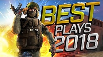CS:GO - BEST PRO Plays 2018 (Fragmovie)