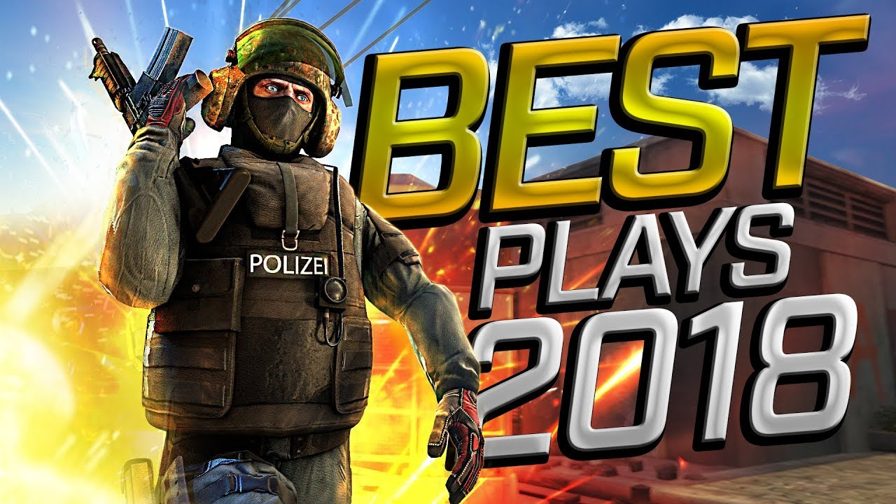 CS:GO - BEST PRO Plays 2018 (Fragmovie) thumbnail