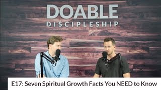 E17 Seven Spiritual Growth Facts You NEED to Know