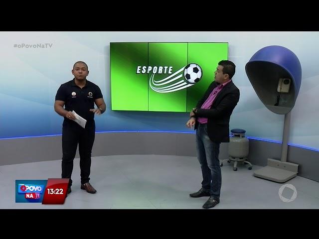 O Povo na TV - Hora de Esporte - 20 01 2021