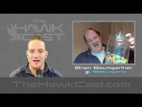The HawkCast with Brian Baumgartner