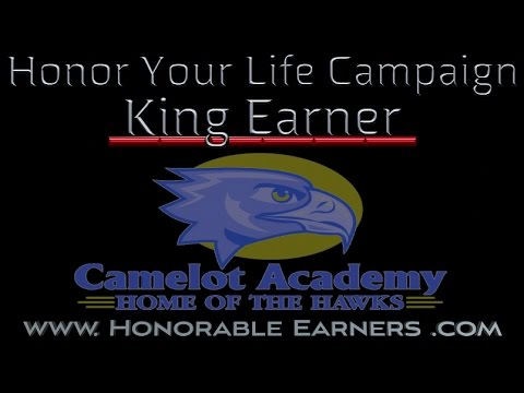 King Earner Speaks To The Youth At Camelot Academy 2017