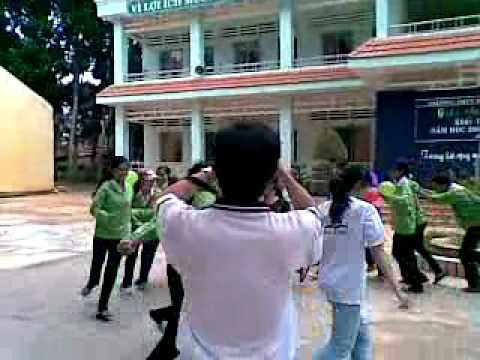 12a2 Binh Long High School 2008 2009