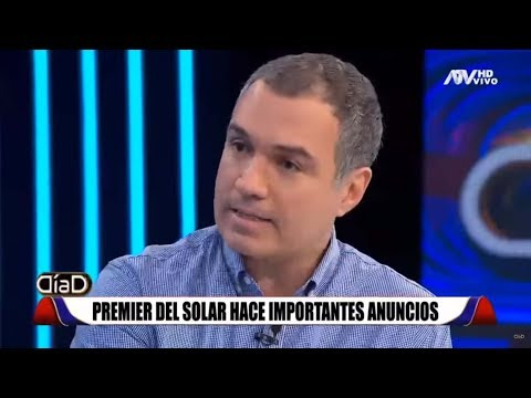 La agenda urgente de Salvador del Solar
