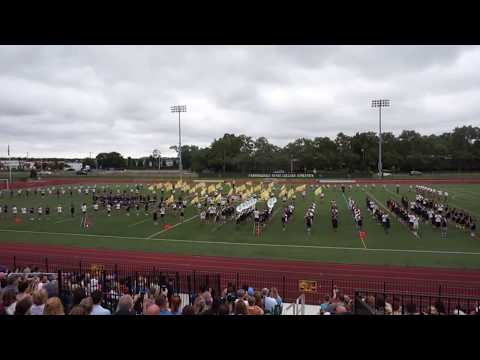 Northport Tiger Marching Band - Band Camp demo 2017