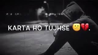 Yeh dil kyun toda whatsapp status video....
