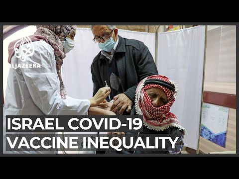 Palestinians set to receive first batch of Russian vaccines