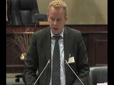 Gerd Trogemann, UNDP - African Regional Dialogue on Governance and Post-2015
