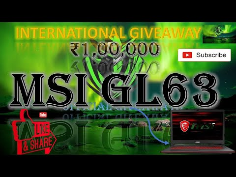 msi-gl63-gaming-laptop-giveaway-(open)-official-giveaway-best-for-gamers