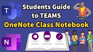 Students Guide to Microsoft Teams - OneNote Class Notebook