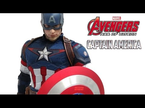 Hot Toys CAPTAIN AMERICA Avengers Age of Ultron REVIEW / DiegoHDM