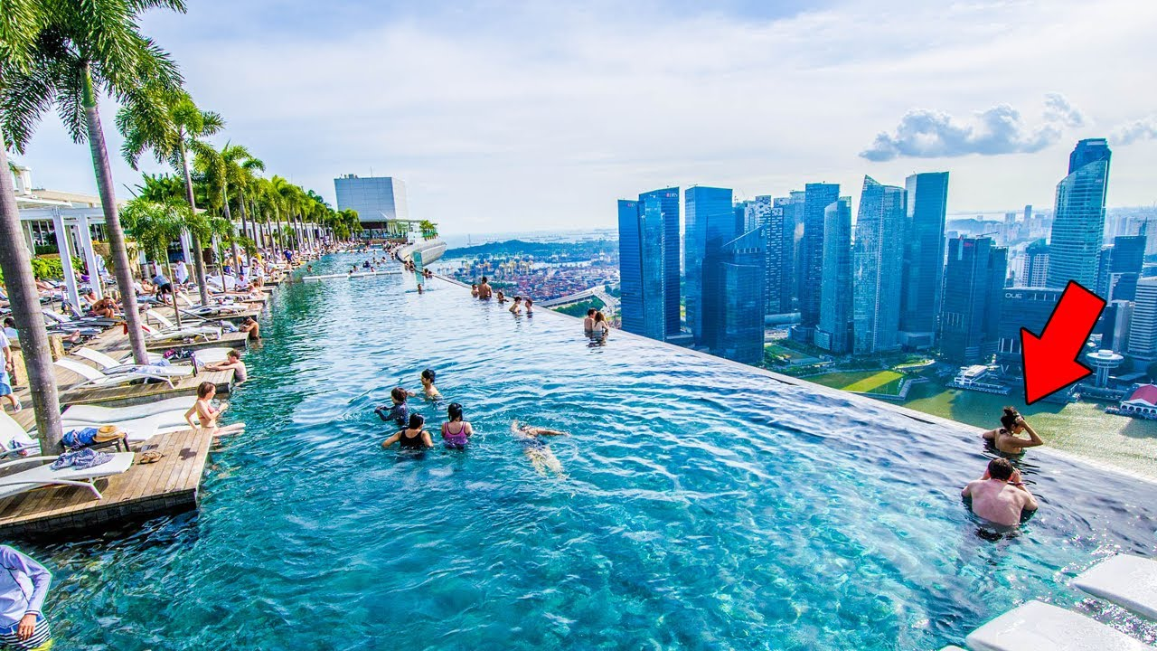 Nice TOP 5 MOST INCREDIBLE Pools In The WORLD!