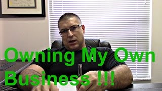 Owning My own Business / 2 Months in  / Strongest CPA in Florida