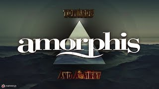 Amorphis - Towards And Against (LYRIC VIDEO)