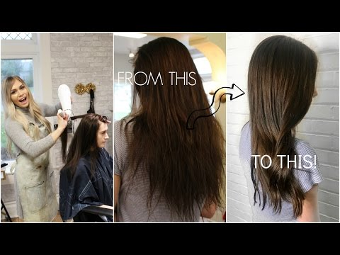 HOW TO ACHIEVE THE PERFECT BLOW OUT! | BEAUTY SCHOOL SERIES