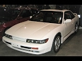 Nissan 240sx to Silvia conversion project