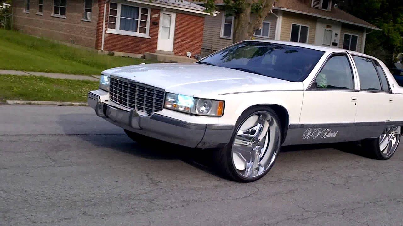Lowrider 94 Cadillac Fleetwood
