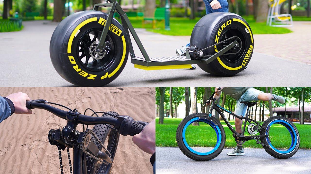 Insane 2 Wheels Vehicles