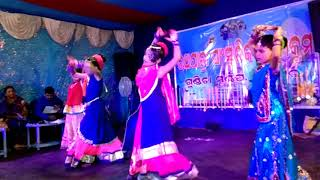 Kala mayur nache thiri thiri odia bhajan dance video