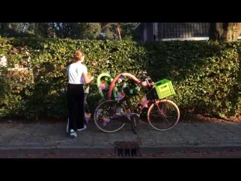 "Beat the Street challenge #3 - ""Pimp your friends bike"""