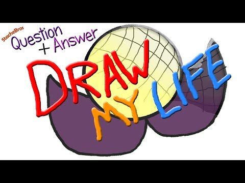 StacheBros | Question + Answer | Draw My Life