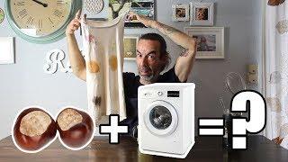 Mach doch mal #ein Waschmittel aus Kastanien DIY
