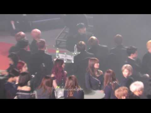 170222 GAON opening mainly BTS