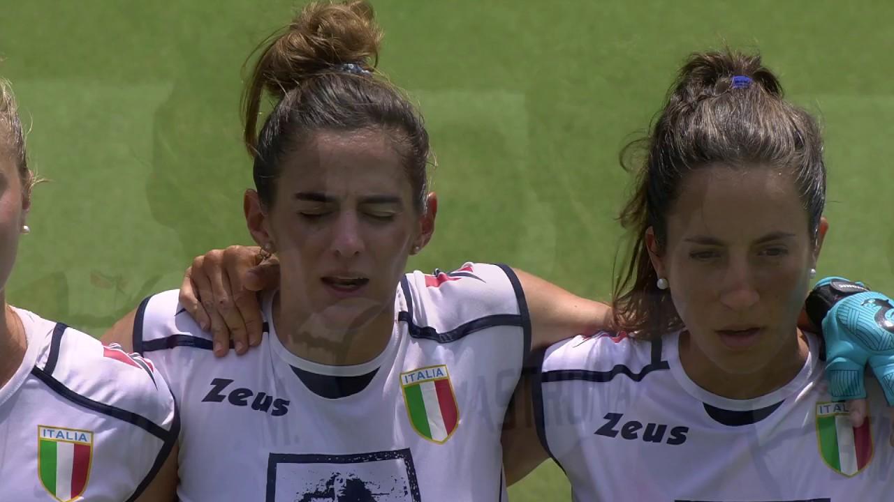 #Azzurrehockey: Italia-Corea 0-0