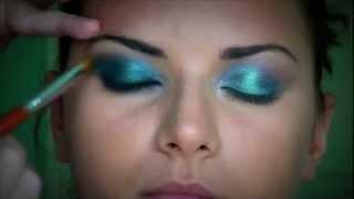 Make-up by Tatiana Galkina. Смоки айс. Школа Макияжа Онлайн.