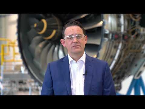 Rolls-Royce statement regarding its Trent 1000 Package C series engines