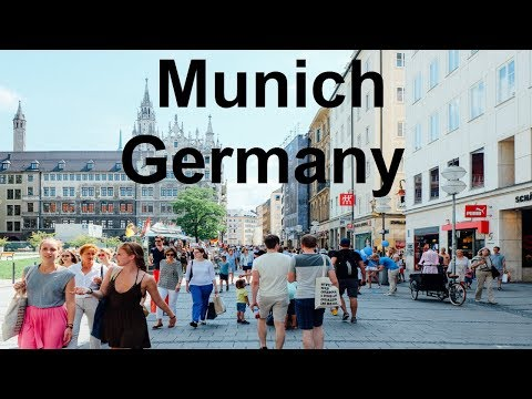 City Center of Munich || Germany Travelling
